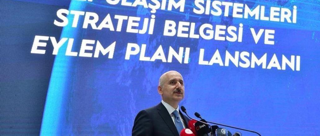 Министър Караисмайлоглу представи документ за стратегията за интелигентни транспортни системи и план за действие