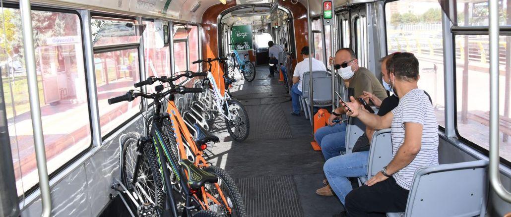 Bisiklet Kullanımı Konya'nın Trafik Sorununa Çözüm Üretecek