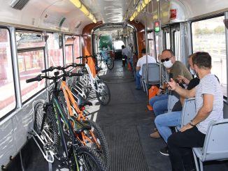Die Verwendung von Fahrrädern bietet eine Lösung für Konyas Verkehrsproblem