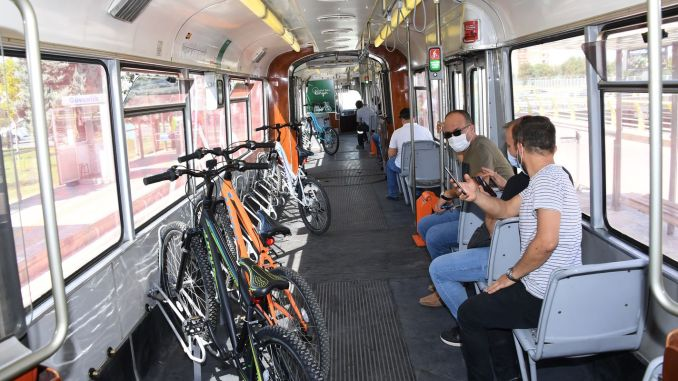 Bicycle Use Will Produce A Solution To Konya's Traffic Problem