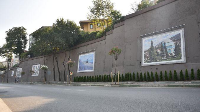 Đường phố Bursa đáp ứng thẩm mỹ