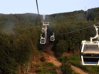 Severe Wind Obstacle to Cable Car Expeditions in Bursa
