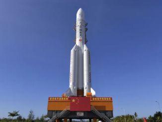 จีนเตรียมจัดเที่ยวบินสู่อวกาศในปี 2045