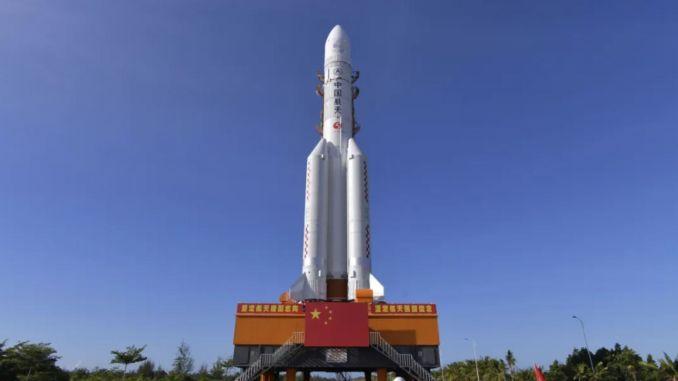 Китай организует регулярные полеты в космос в 2045 году