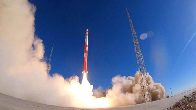 فضاء صيني يرسل أكبر صاروخ إلى الفضاء في عام 2021