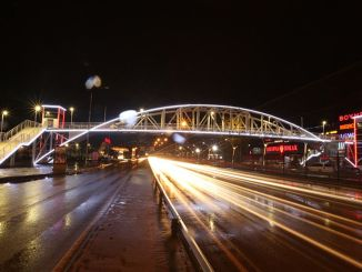 Dr. Sadık Ahmed Overpass Two Days Closed