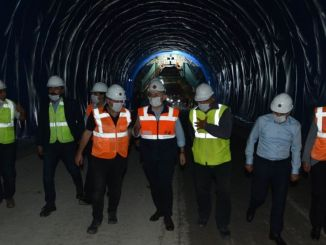 Eğribel Tüneli 2021-ci ilin sonunadək açılacaqdır