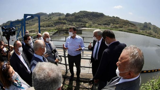 Pemberontakan Melen Dam Ekrem İmamoğlu
