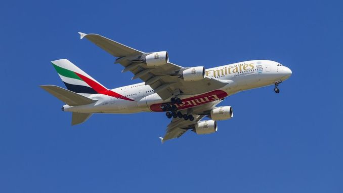 Emirates Flight Network to Reach 85 Cities