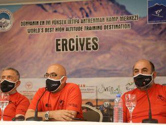 Erciyes Beynəlxalq Yol və Dağ Velosiped Yarışları başlayır