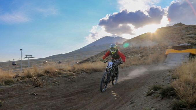 Erciyes International Mountain Bike Excitement Continues