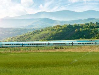 Anna päivämäärä Erzincan Gümüşhane Trabzonin rautatiehankkeelle