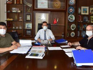 Erzincan Gümüşhane Trabzon Demiryolu Projesi'nin Yatırım Programına Alınmasını İstediler