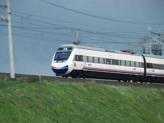 คำชี้แจงเกี่ยวกับรถไฟ Erzincan Trabzon!