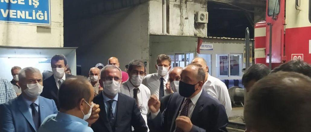 Genel Müdürü Yazıcı'nın Bu Haftaki Durağı Adana Bölge Oldu