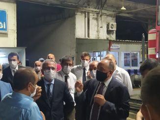 أضنة هو توقف المدير العام Yazıcı هذا الأسبوع