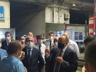 Адана е спирката на генералния директор Yazıcı тази седмица