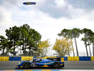 Goodyear Crowned Its Success With Double Podium At Le Mans 24 Hours