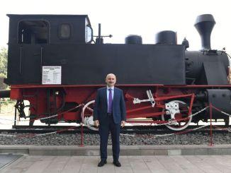 Halkalı يستمر إنشاء خط سكة حديد Kapıkule عالي السرعة بأقصى سرعة