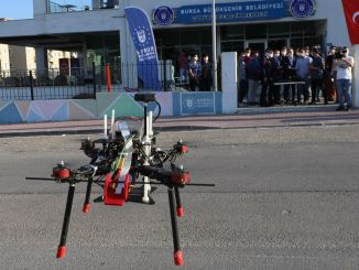 They Will Represent Bursa In The Competition With Unmanned Aerial Vehicles