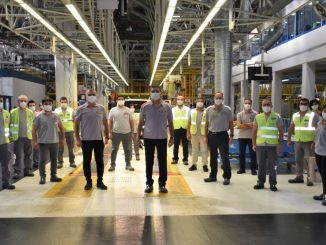 9 Díj a Ford Otosan-nak a munkahelyi egészségvédelem és biztonság területén
