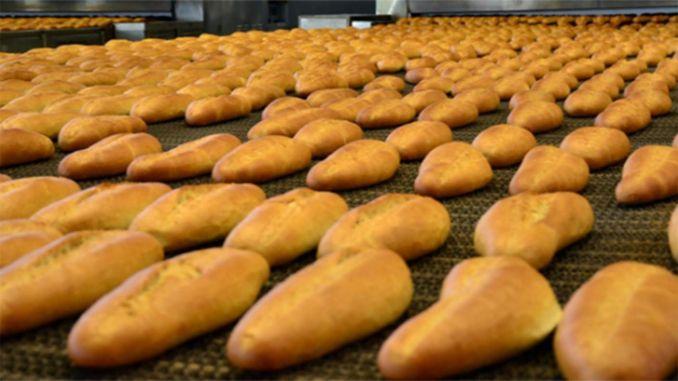 Збільшення на 33 відсотки загальновиробничих хлібних виробів у Стамбулі