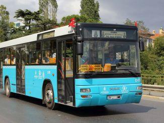 Rivoluzione nel trasporto pubblico di Istanbul! Tutti gli autobus si uniscono in IETT