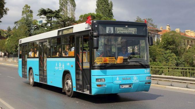 Революция в общественном транспорте Стамбула! Все автобусы объединяются в IETT