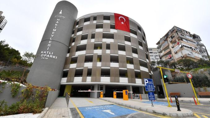 İZELMAN Continues Free Parking Support for Healthcare Professionals