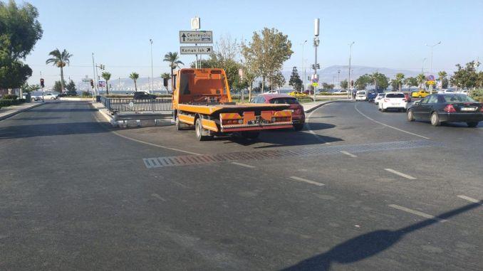Servicio de remolque gratuito desde Izmir Metropolitan