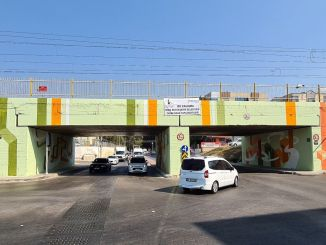 Underpasses Meet Art i Izmir