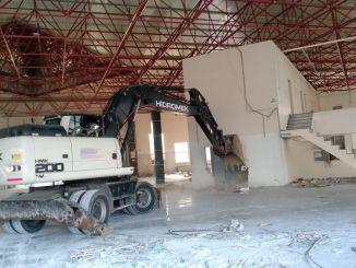 Het busstation van Kahramanmaraş werd in onderhoud genomen