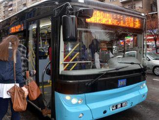 No Hike in Public Transport in Kahramanmaraş