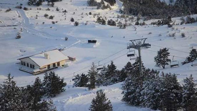 Keltepen hiihtokeskus on vuokrattavissa