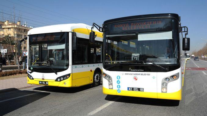 Konya Metropolitan Municipality vil købe buschauffør