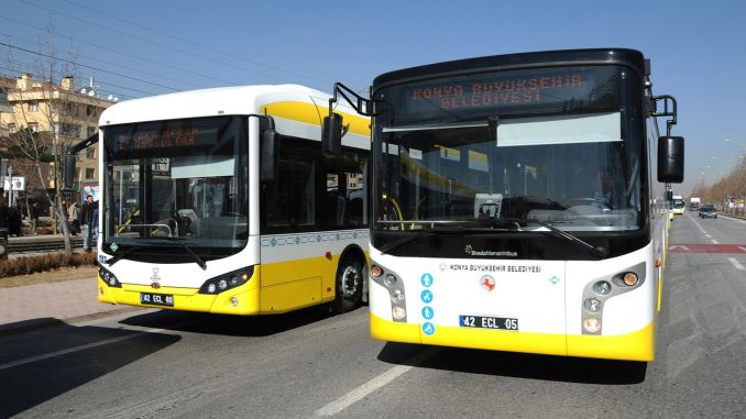 Konya Metropolitan Municipality Will Buy Bus Driver