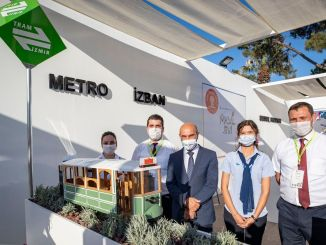 Nostalgic Tram Model to Be Opened in Kordon at IEF Fair