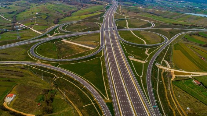North Marmara Motorway Gebze Izmit Stage Opens on Saturday
