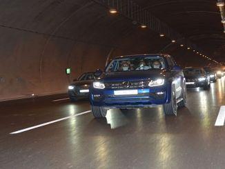 کریس میلول نے شمالی مارمارہ موٹر وے کے کھولے جانے والے سیکشن کی تفتیش کی