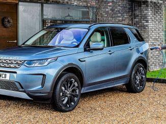 Land Rover Discovery Sport Plug-In Hibrid Mühərrik Daha Güclü, Daha Effektivdir