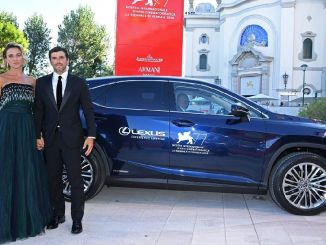 Lexus Becomes Official Vehicle Sponsor of 77th Venice International Film Festival