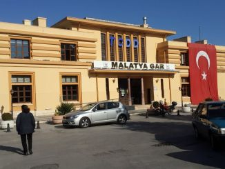 Audio Announcement and Warning System Installation in Malatya Station Area
