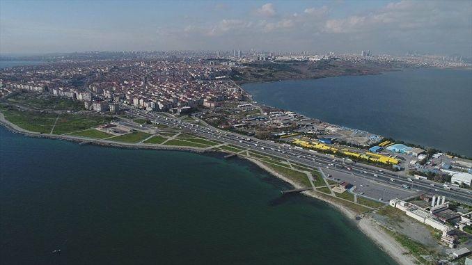 مشاريع عملاقة تدمر الغابات والمناطق الساحلية في اسطنبول!