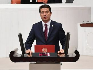 Deputy Kaya Moved Erzincan Trabzon Railway to Parliament