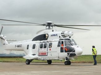 Nakanihon Air Orders Airbus H215 Heavy Helicopter