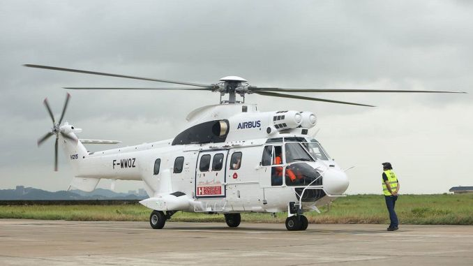 Ang Nakanihon Air Orders Airbus H215 Heavy Helicopter