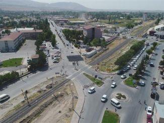 بدأ تشييد مشروع التبادل الأمامي للإدارة الخاصة لمقاطعة Niğde