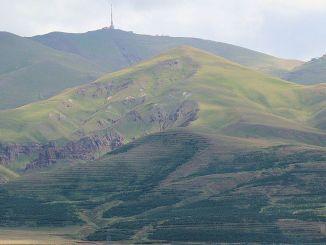 Missä on Palandöken-vuori Erzurumin maakunnassa ja miten se luotiin?