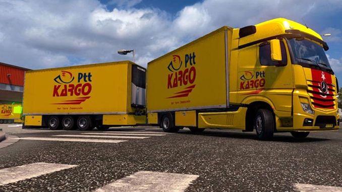 Mga Serbisyo sa PTT International Cargo, Bayad ug Pagsubay sa Kargamento sa Lungsod