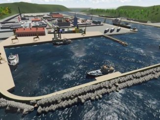 Work Started at Rize İyidere Logistics Port